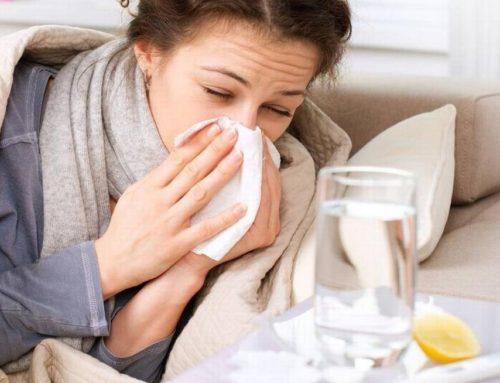 Gripe; Síntomas y causas en Biodescodificación y NMG